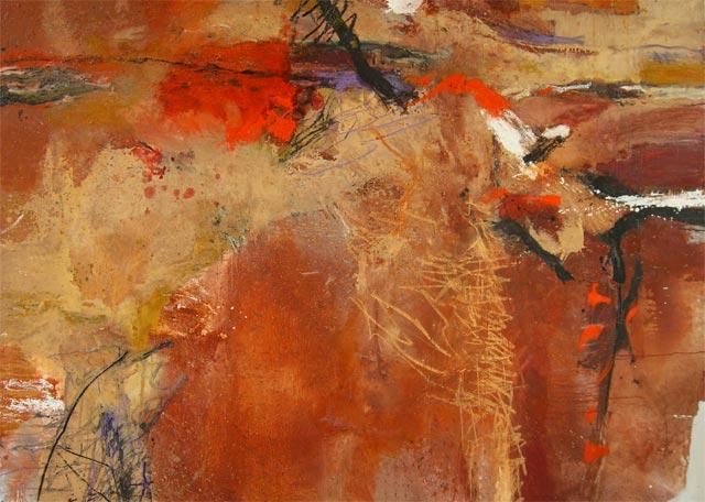 on Mittag zu Mittag (2007) Öl auf Leinwand 220 cm x 160 cm Ankauf der Staatsgemäldesammlung